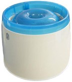 Catit Drink fontein Fresh and Clear - Blauw /Wit - 2L