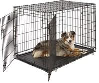 Petstore hondenbench - XL -107 x 69 x 76 cm - Zwart