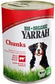 Yarrah Dog Brokjes Saus Rund 405gr